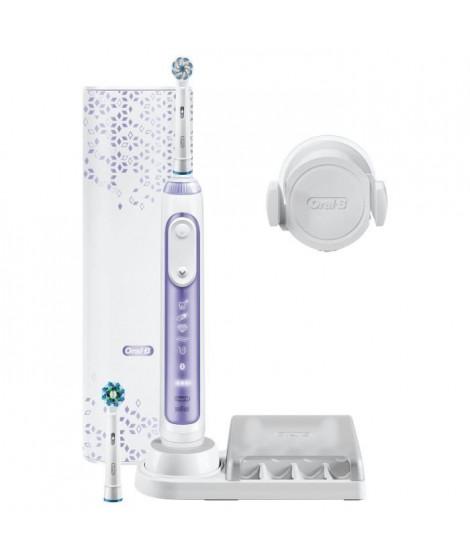ORAL B Brosse a dents électrique Genius 10000N - Orchidée Violette