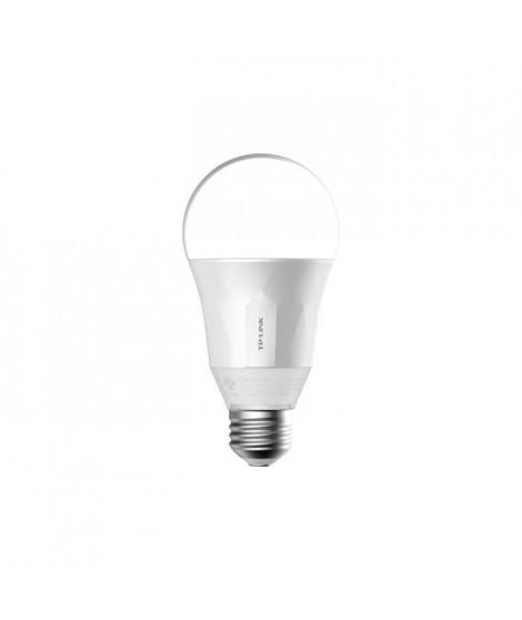 TP-LINK Ampoule LED LB100 connectée Wi-Fi E27 50 W avec variation de l'intensité lumiere blanche