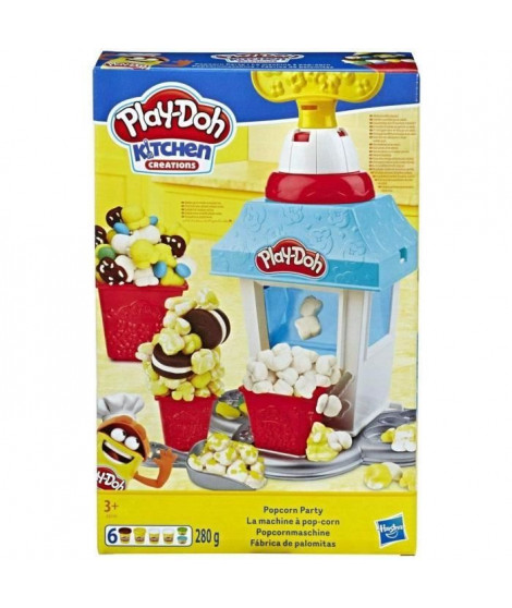 PLAY-DOH - La machine a Popcorn