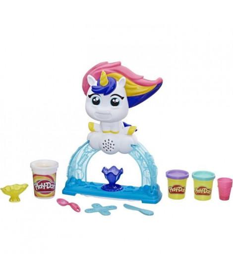 Play-Doh – Pate A Modeler – Tootie, Le Glacier Licorne