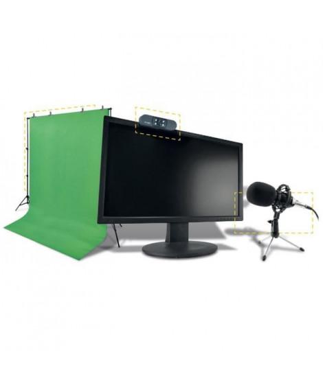 Pack Streamer Pro HD 4 en 1 pour PC
