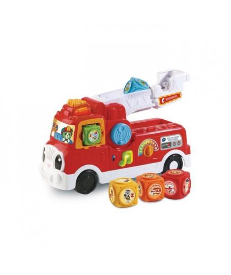 VTECH - ABC, Mon Camion SOS Pompiers
