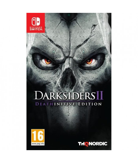Darksiders II Deathinitive Edition Jeu Switch