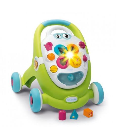 SMOBY Cotoons Trotteur Pour Enfant 2 en 1 - Mixte