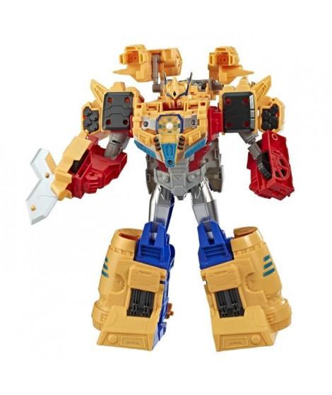 TRANSFORMERS - Robot Action Optimus Prime transformable en camion - 30 cm