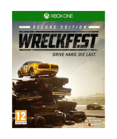 WreckFest Deluxe Edition Jeu Xbox one