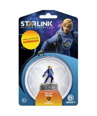 Starlink Pack Pilote Levi Toys