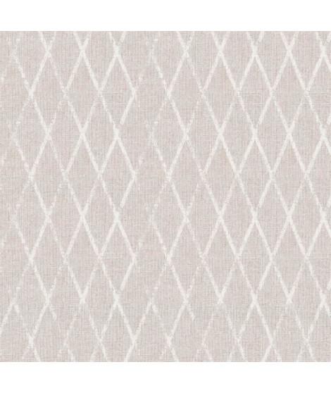 Papier Peint Intissé Arlequin Linnen Sable Beige 10 m x 52 cm  Easy