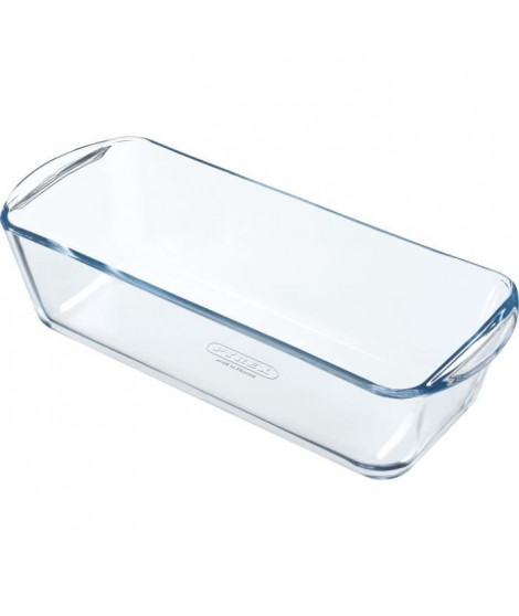 PYREX Moule a cake Classic Glassware 30 cm transparent