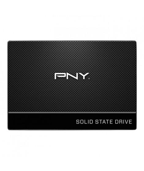 PNY - Disque SSD Interne - CS900 - 240Go - 2,5 (SSD7CS900-240-PB)