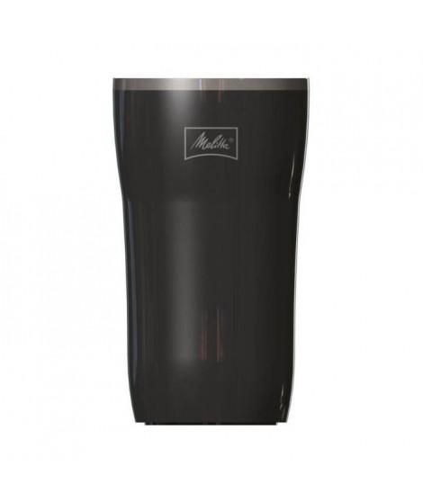 MELITTA Mug isotherme 250 ml - Noir