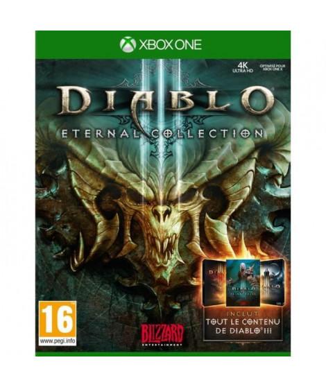 DIABLO 3 Eternal Collection Jeu Xbox ONE