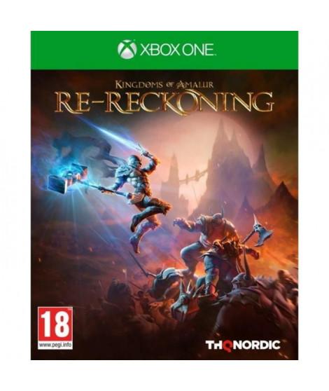 Kingdom Of Amalur Reckoning Jeu Xbox One
