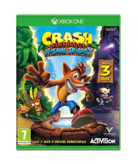 Crash Bandicoot N. Sane Trilogy Jeu Xbox One