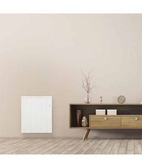 CONCORDE Arkadi Plus  1000 watts Radiateur a véritable inertie réfractite - Programmable - Détecteur présence & fenetre