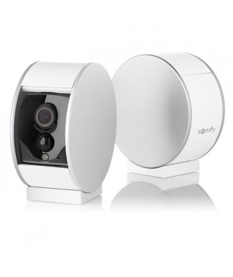 Camera intérieure Somfy Indoor Camera avec volet motorisé