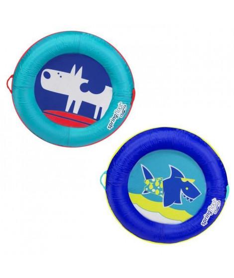 SWIMWAYS Kids Boat - Siege gonflable piscine - Couleur aléatoire