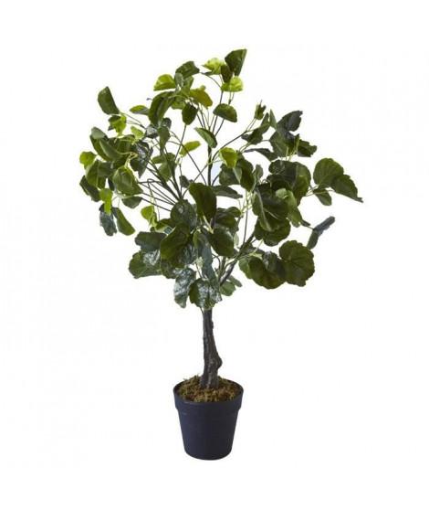 Plante artificielle Peva - 70 h - Pot noir