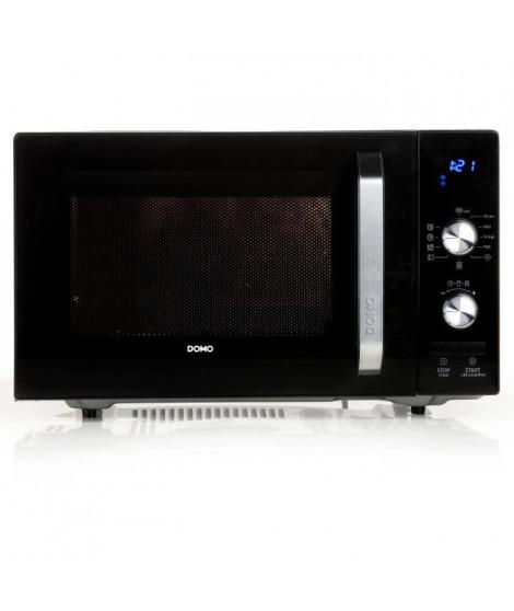 DOMO- DO2924- Micro-ondes - 23L - 800W - plateau 27cm - minuterie jusqu'a 95mn