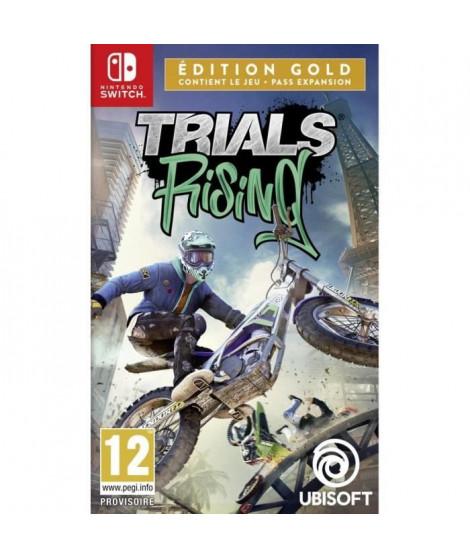 Trials Rising Édition Gold Jeu Switch
