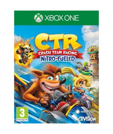 Crash Team Racing Nitro Fueled Jeu Xbox One