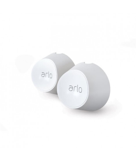 Accessoire Arlo Ultra - Pack de 2 Supports magnétiques pour caméras Arlo Ultra - VMA5000-1000S.