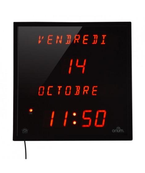 Horloge ORIUM - Date multi-langues