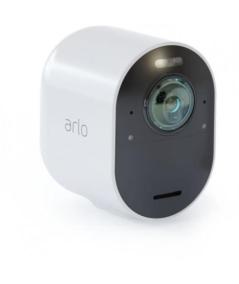 Arlo Ultra 4K - Smart Caméra additionnelle 4K avec éclairage intégré - VMC5040-100EUS