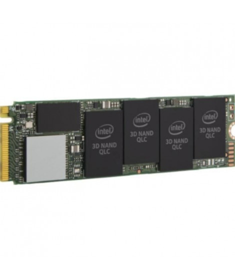 INTEL - Disque SSD Interne - 660p - 1 To - M.2 (SSDPEKNW010T8X1)