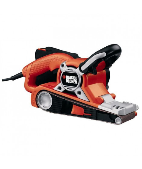 BLACK & DECKER Ponceuse a bande KA88 720W