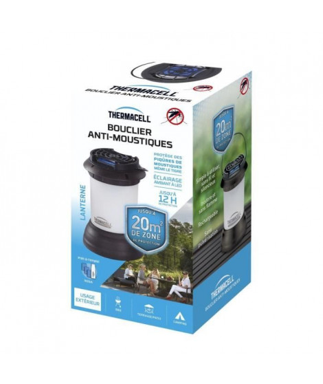 THERMACELL - Bouclier Anti-Moustiques - Lanterne