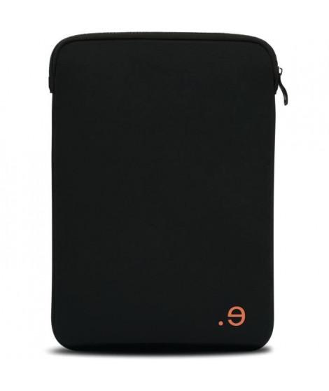 Housse pour MacBook Air 13 - LA Robe Black/Pumpkin