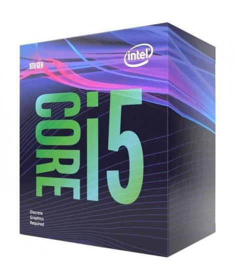 Processeur Intel Core i5-9400F - 2.9 GHz / 4.1 GHz (BX80684I59400F) Boite