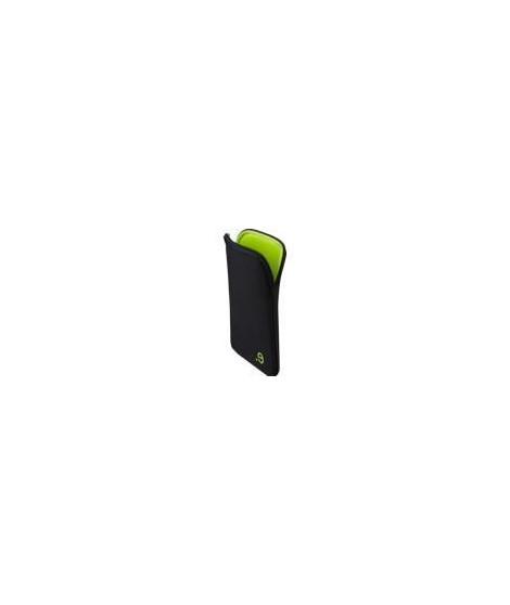 Housse pour iPad Mini - LA Robe Black/Wasabi