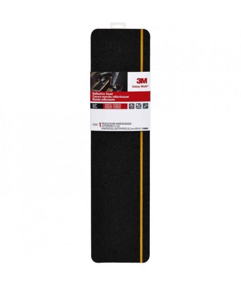 3M Bande adhésive antidérapante - 60 x 15 cm - Noir réfléchissant