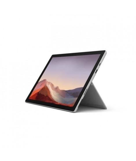 Microsoft Surface - Pro 7 - 12.3 - Core i7 - RAM 16Go - Stockage 256Go SSD - Platine