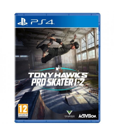 Tony Hawk's Pro Skater 1 + 2 Jeu PS4