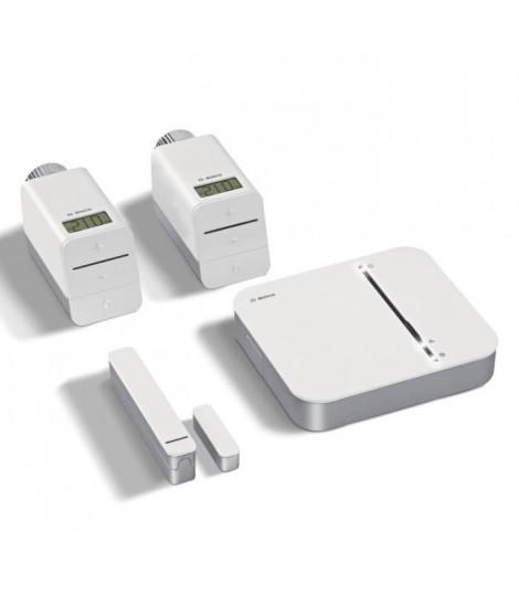 BOSCH SMART HOME Kit de démarrage confort climatique avec 2 thermostats
