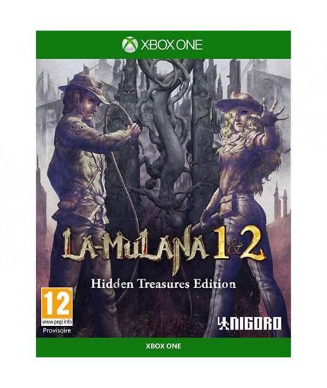 La-Mulana 1 & 2 Hidden Treasures Edition Jeu Xbox One