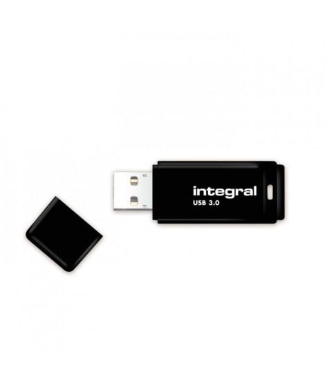 INTEGRAL - Clé USB - 64 Go - USB 3.0 - Noir
