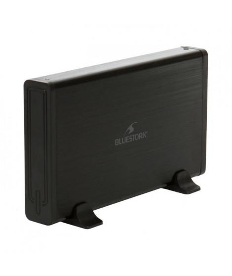 BLUESTORK Boitier externe disque dur 3,5'' SATA ou IDE Universal Box - USB 2.0 - Noir