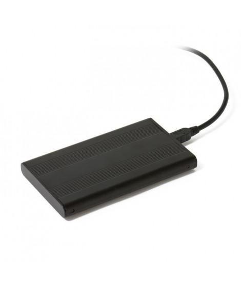 BLUESTORK Boitier externe disque dur 2,5'' SATA ou IDE Universal Box - USB 2.0 - Noir