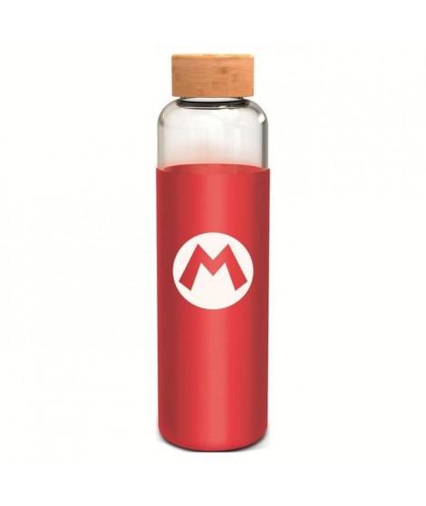 STOR Bouteille en verre Super Mario - 585ml