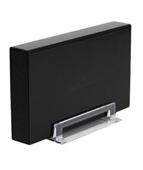 BLUESTORK Boitier externe disque dur 3,5'' SATA ou IDE Universal Box - USB 3.0 - Noir