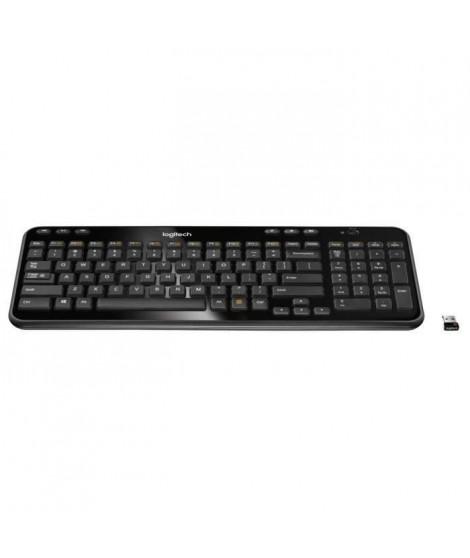 Logitech clavier sans fil - K360 Dark Grey
