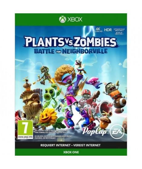 Plants Vs. Zombies: La bataille de Neighborville Jeu Xbox One
