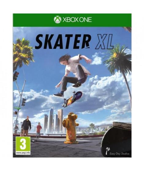 Skater XL Jeu Xbox One