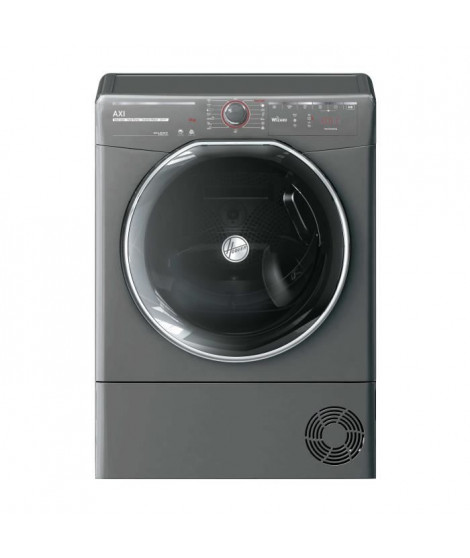 HOOVER ATDH9A3TKERXMS-S - Seche-linge frontal - Pompe a chaleur - 9 Kg - A+++ - Anthracite