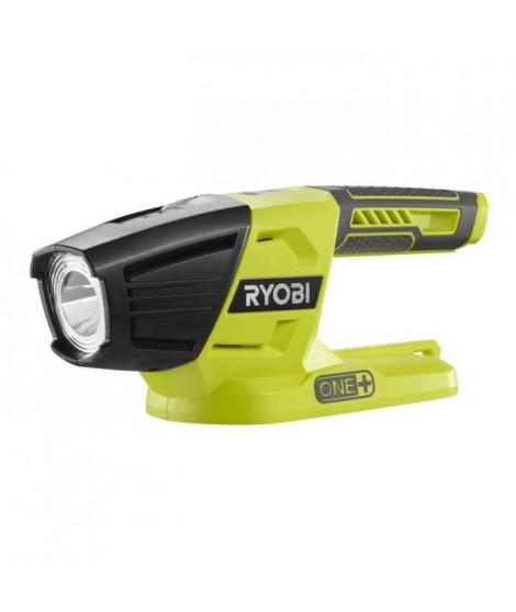 RYOBI Lampe torche LED - Tete orientable
