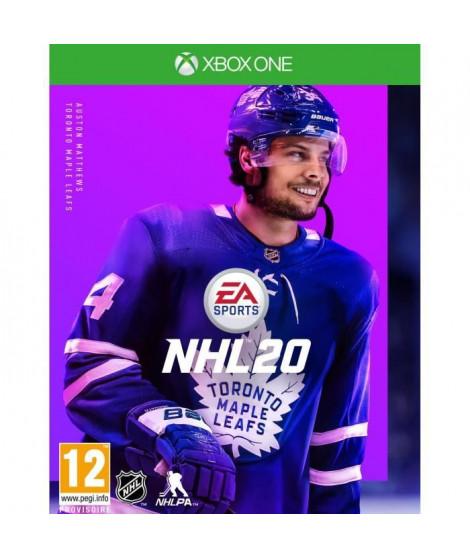 NHL 20 Jeu Xbox One